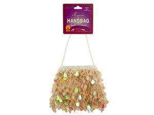 Wholesale: Mini Girls' Beaded Sequin Handbag