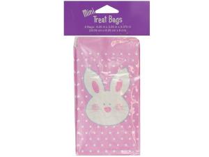 Mini Easter Bunny Treat Bags