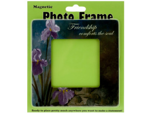 Friendship Magnetic Photo Frame