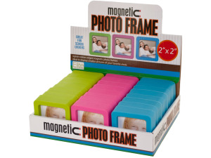 Magnetic Photo Frame Countertop Display