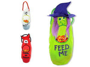 Big mouth trick or treat bags
