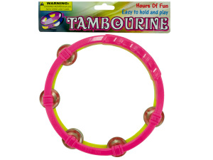 Toy Tambourine