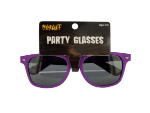 Purple Party Sunglasses