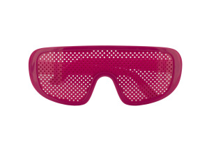 Hot Pink Grater Sunglasses