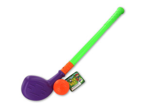 Children's golf play set