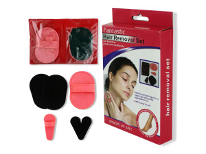 Wholesale: Hair removal set