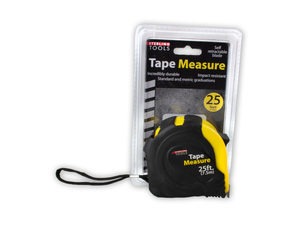 25 Foot Industrial Tape Measure