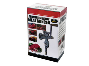 Aluminum Alloy Meat Mincer