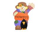 Scarecrow Greeter