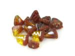 Asst. Pie Glass Beads