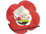Tissue Paper Poppy Craft Kit