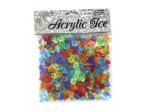 Brightly Colored Faux Ice