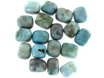 8MM Rectangle Turquoise Beads