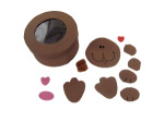 Paper-Mache Bear Candy Holder Craft Kit