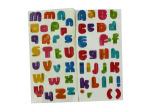 65 Alphabet Phrase Epoxy Stickers