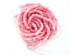 Pink & Pearlescent Glass Seed Bead Strands