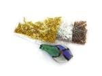 Lavender & Blue Glass Pendant Kit