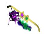 Mardi Gras Glasses Craft Kit
