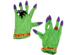 Polyester Witch Gloves Craft Kit