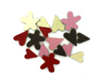 16 Chipboard Gingerbread Shapes
