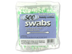 Double-Tipped Cotton Swabs