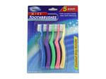 5 pack kids toothbrushes
