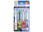 Kids animal toothbrushes