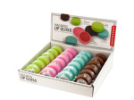Macaron Lip Gloss Countertop Display