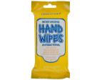 Citrus Scent Antibacterial Hand Wipes Countertop Display