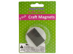 Assorted craft magnets