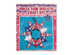 uncle sam wreath kit