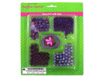 Bead craft set, includes beads and twine