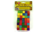 80 piece color wood blocks