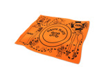 Foam pirate placemat, assorted colors