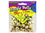 13mm Gold jingle bells