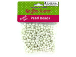 pearl beads 4 assorted
