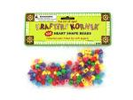 Heart-shaped beads