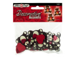 Decorative craft bear accents