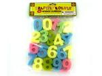 20 Pack sponge number craft set