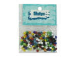 Seed Beads In Assorted Colors