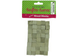 Craft wood blocks