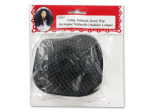 Black hair doll wig (long)