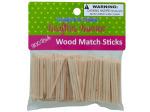 Wood Craft Matchsticks