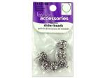6 piece slider beads
