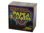 Fold and Play Paper Speakers