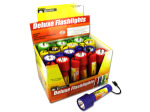 Deluxe flashlight display