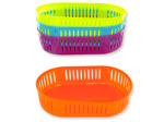 Oval storage baskets