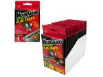 Baited glue traps