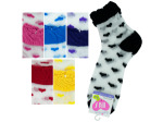 mid cut hearts 6-8 socks