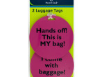 Assorted Phrase Luggage Tags